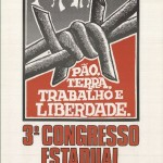 Acervo iconográfico: cartazes e fotografías