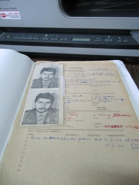 Archivo de la Fundación de Documentación y Archivo de la Vicaría de la Solidaridad