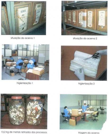 Organización de los documentos de las series de cine y televisión