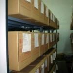 Implementación del sistema general de archivo en la administración municipal de Santander de Quilichao (1ª fase)