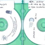 Registros sonoros de la colección musical Ramón Osorio