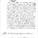 Arranjo a digitalizaçao das correspondências do governo da província do Paraná