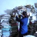 Rescate de documentación del período 1936 a 1969 perteneciente al MTOP