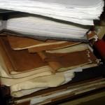 Archivos secretaría del concejo municipal de la Municipalidad de Atenas