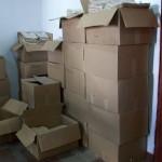 Archivo Municipal de Suchitoto. Antes de la intervención