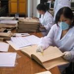 Inventario - revisión de documentos