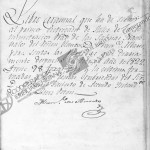 Archivo Histórico de Salinas del Peñón Blanco, s. XVIII y XIX