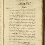Colección del Archivo Histórico de la Merced. Provincia Chilena 1828-1850