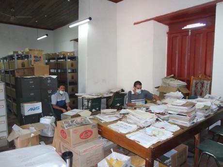Archivo Municipal de Suchitoto