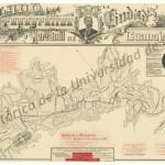 Planos y mapas del fondo Ponciano Aguilar Frías