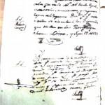 Decreto impreso expedido por el Protector del Perú, sobre instalación del Congreso con todos sus Diputados y demás autoridades. Autorizado por Francisco Valdiviezo. II
