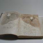 Libros de actas de Cabildo de la Colegiata de Guadalupe del siglo XIX (después del restauro)
