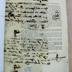 Decreto impreso expedido por el Protector del Perú, sobre instalación del Congreso con todos sus Diputados y demás autoridades. Autorizado por Francisco Valdiviezo. I