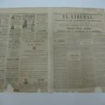 Prensa del siglo XIX. Después de la restauración