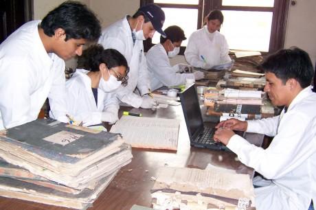 Puesta en valor del Archivo Histórico-Militar Nacional