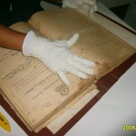Conservación y Restauración del Fondo Notarial del Archivo Nacional de Panamá