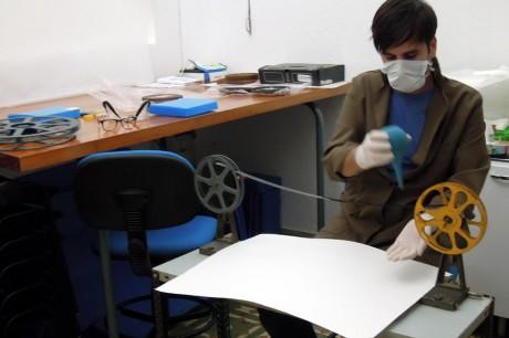 Conservación preventiva y descripción archivística de las películas cinematográficas del Fondo Instituto Cinematográfico de la Universidad de la República