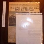 Estado de los documentos con ganchos metálicos, sin protección y con dobleces