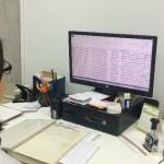 Corrección Manual de 35.000 registros - Sra.Laura Córdoba.