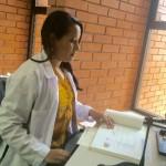 Control de calidad a la aplicación de la norma ISAD-G en registros - Sra. Jennifer Thomas