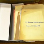 Documentos archivo Orlando Piglet