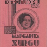 Archivo Teatro Municipal de Santiago (Chile)