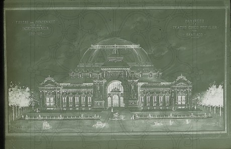 Archivo de Arquitectura Chilena