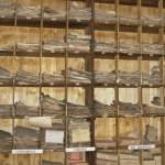 """: """"Rescate y conservación del Archivo Histórico del Arzobispado de La Serena"""": Antes del proyecto."""