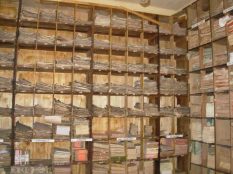 Archivo Histórico del Arzobispado de La Serena