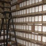 """: """"Rescate y conservación del Archivo Histórico del Arzobispado de La Serena"""": Después del proyecto."""