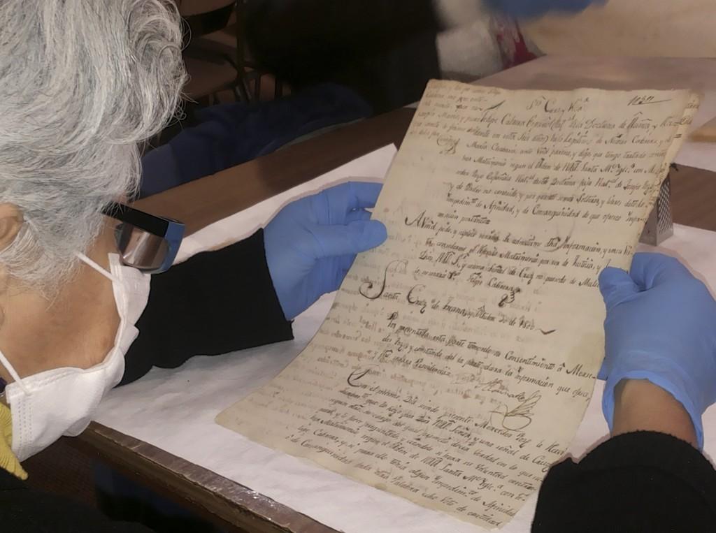 Catastro, catalogación y conservación preventiva de los archivos parroquiales de la Diócesis de Santa Cruz de Triana, entre los años 1680-1800 (1ª fase)