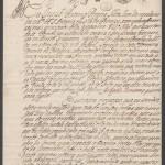 20-04-1763, Santo António do Príncipe - Carta de um morador a D. José I sobre as mulheres abandonarem os maridos.