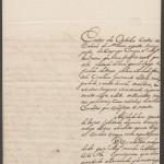 20-02-1771, Príncipe - Ofício do ouvidor ao secretário de estado do Reino sobre o estado das ilhas.