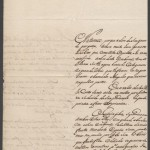 20-02-1771, Príncipe - Ofício do ouvidor ao secretário de estado da Marinha e Ultramar sobre a canela, pimenta e gengibre nas ilhas.