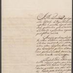 26-02-1771, Príncipe - Ofício do ouvidor ao secretário de Estado do Reino sobre Fernando Pó (Bioko).