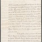 25-07-1778, Príncipe, Fragata Santa Catalina - Carta do comandante Josef Varela ao capitão-mor e Senado do Príncipe, sobre a entrega de Ano Bom (Annobón) e Fernando Pó (Bioko) a Espanha