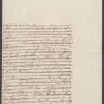 31-03-1796, Príncipe - Carta do governador a D. Maria I sobre o risco de uma sublevação como a de S. Domingos (Haiti).