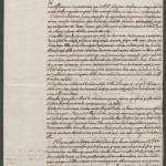 31-03-1801, São Tomé - Ofício do governador ao secretário de estado da Marinha e Ultramar sobre circuitos comerciais e produtos também do Gabão.