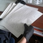 Análisis del contenido de los documentos a digitar