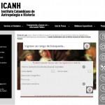 Base de datos que contiene los documentos digitalizados en el proyecto