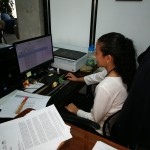 Fotografía de persona contratada para realizar el proyecto