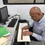 Revisor en las labores contratadas