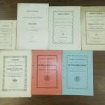 Selección de Cartas pastorales digitalizadas
