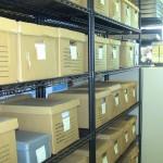Parte de la colección audiovisual del Archivo de la Fundación.