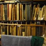 Nuevas estanterías para el Archivo.