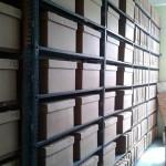 Documentos inventariados, clasificados y ordenados Archivo Central.