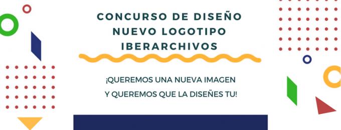 concurso de Diseñonuevo logotipoIberarchivos facebook