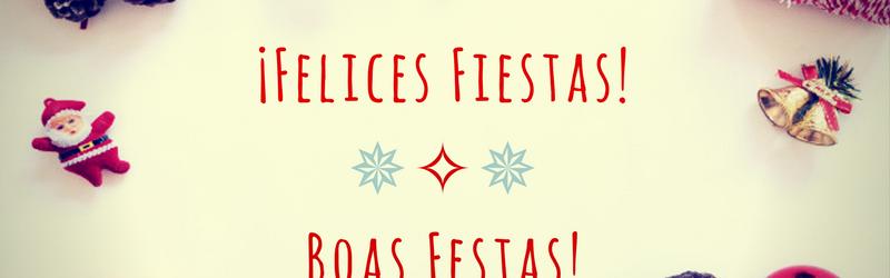 ¡Felices Fiestas mailchimp