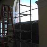 Instalación andamios