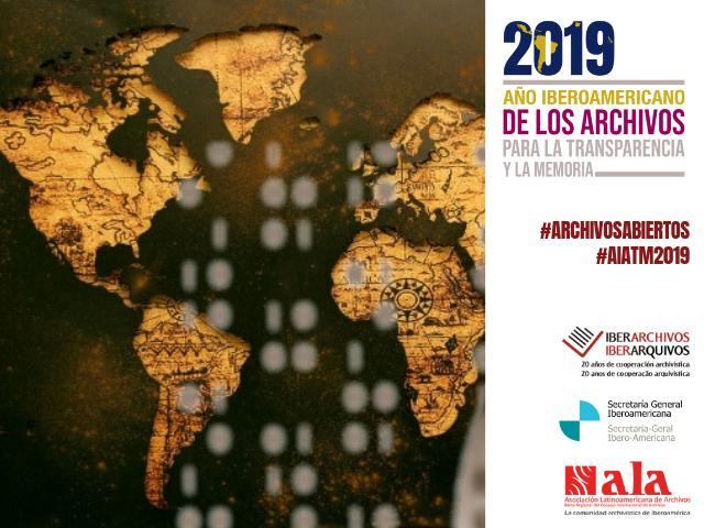 2019: ACTIVIDADES AÑO IBEROAMERICANO DE ARCHIVOS
